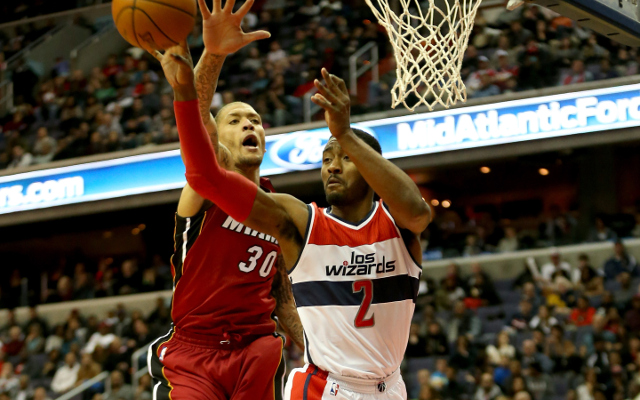Close but no cigar! Washington Wizards deny Miami Heat epic comeback after holding 35-point lead