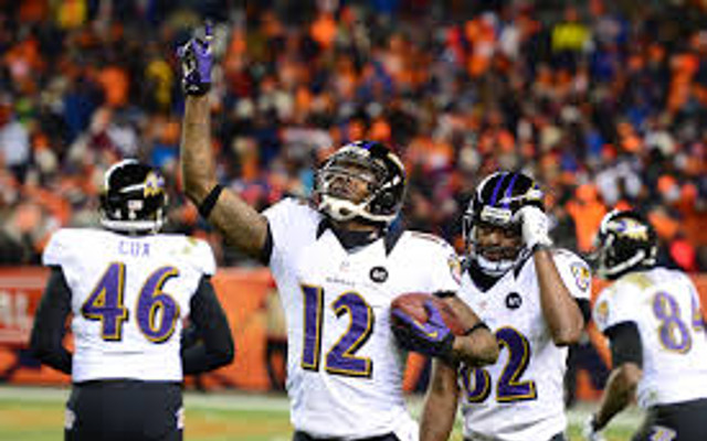 San Diego Chargers sign former Super Bowl hero Jacoby Jones to two-year deal