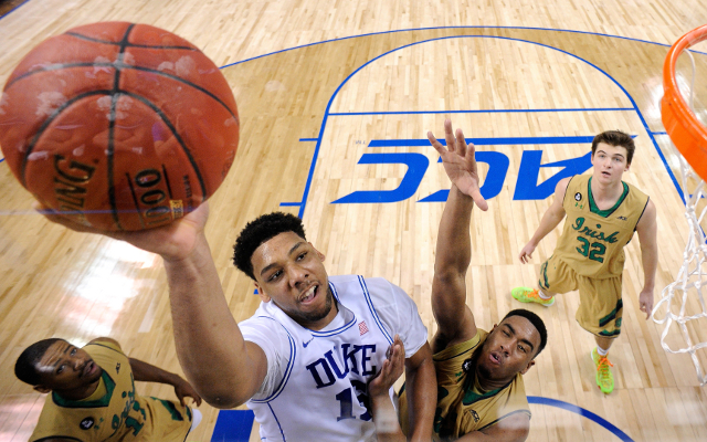 Duke star freshman Jahlil Okafor declares for NBA Draft