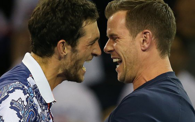 James Ward produces outstanding comeback to give Britain 2-0 Davis Cup lead