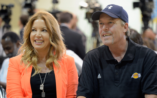 NBA news: Jeanie Buss promises Los Angeles Lakers will be competitive soon