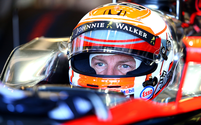 F1: Jenson Button reveals McLaren car safety unease following Fernando Alonso test crash