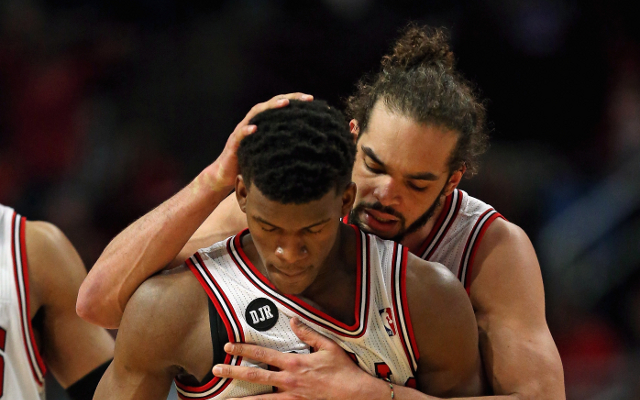Jimmy Butler named NBA's Most Improved Player 2015