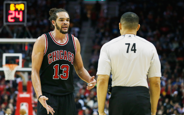 NBA news: Chicago Bulls star Joakim Noah frustrated by minutes limit