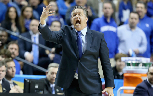 March Madness 2015: Kentucky take top seed in March Madness