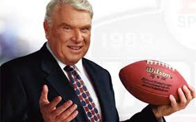 Former NFL coach and analyst John Madden says he hates Will Ferrell's baseball stunt