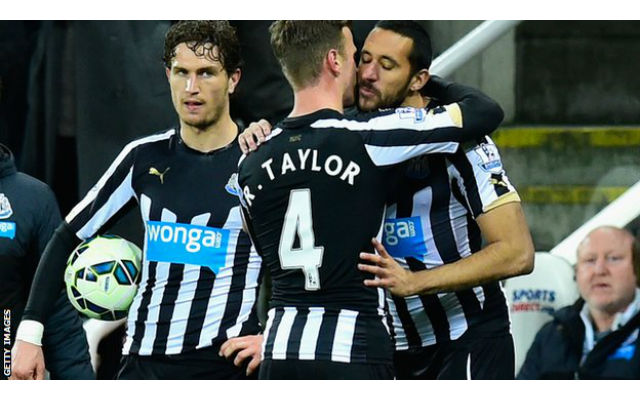 Respect! Twitter explodes as Jonas Gutierrez Makes Newcastle comeback