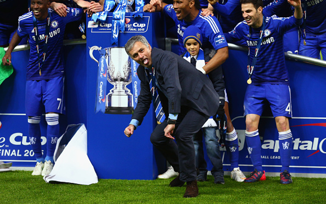 Find out which Chelsea player gave the team talk before cup final vs Tottenham