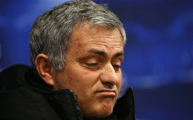 Jose Mourinho admits Chelsea could miss out on Champions League qualification next season