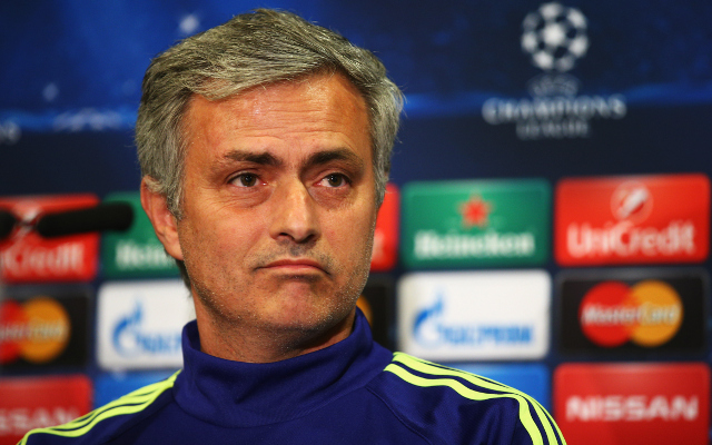 Jose Mourinho: Chelsea on course for Premier League title