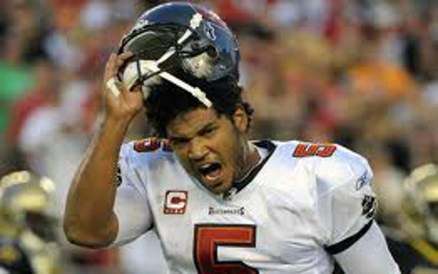 Draft bust QB Josh Freeman works out with New York Jets
