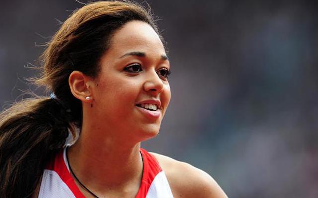 Katarina Johnson-Thompson sets British record on route to European Indoor pentathlon title
