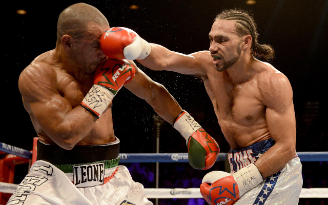 (Video) Boxing news: Keith Thurman says he is Floyd Mayweather's toughest fight