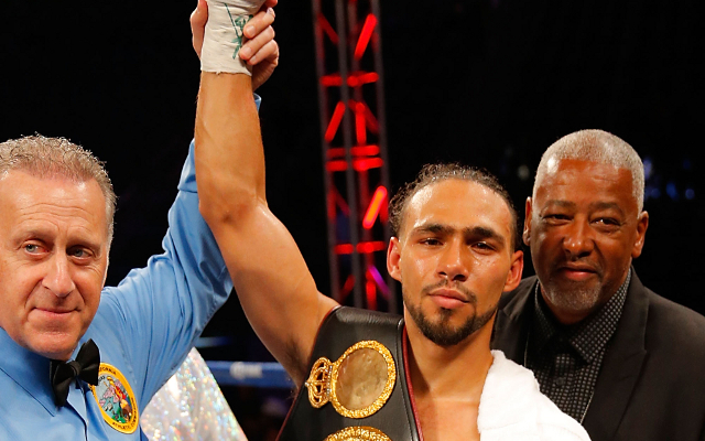 "Keith Thurman wants ""best fight of the year"" against Kell Brook"