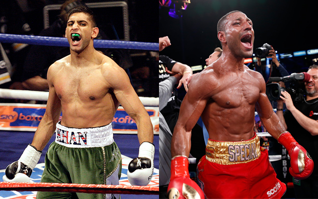 Private: Kell Brook is ducking no-one as Amir Khan prepares latest excuse
