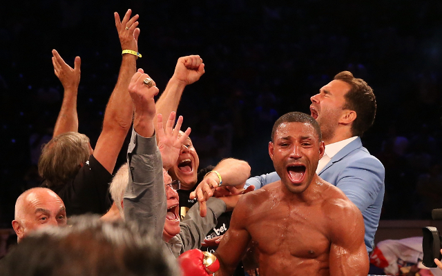 Boxing news: Kell Brook will be ringside for Mayweather vs Pacquiao