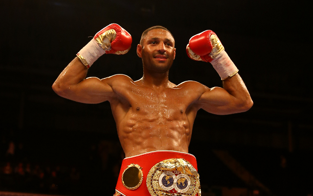 Boxing news: Kell Brook named Boxer of the Year at BBBofC awards