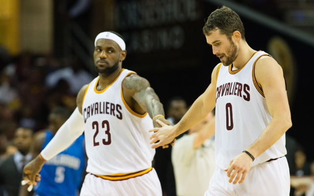 NBA rumors: Kevin Love opts out of contract, set to be free agent