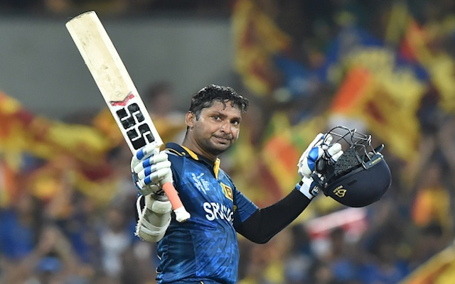 Big Bash League: Sri Lanka great Kumar Sangakkara inks deal with Hobart Hurricanes