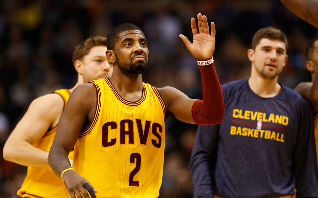 NBA Playoffs 2015: Kyrie Irving intends to play Game 1 vs Atlanta Hawks