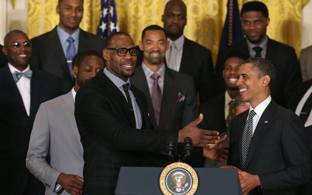 NBA news: LeBron James named among world's 50 greatest leaders by Fortune