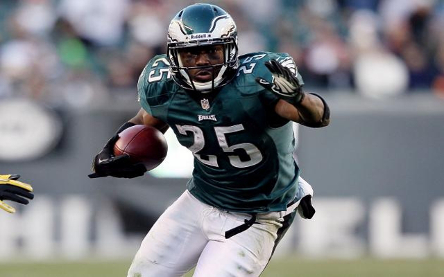LeSean McCoy says Philadelphia Eagles panicked when RB Frank Gore turned them down