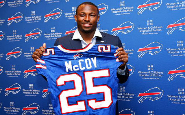 "NFL: Rex Ryan ""stunned"" when he learned Eagles offered to trade LeSean McCoy"