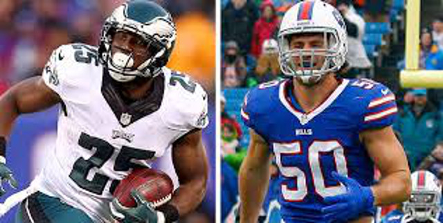 Five reasons why the Philadelphia Eagles win the shocking LeSean McCoy trade
