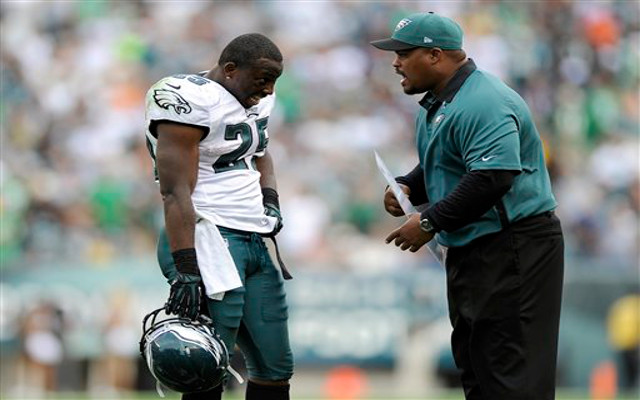 "Former Eagles RB LeSean McCoy ""frustrated"" with trade to Buffalo Bills"