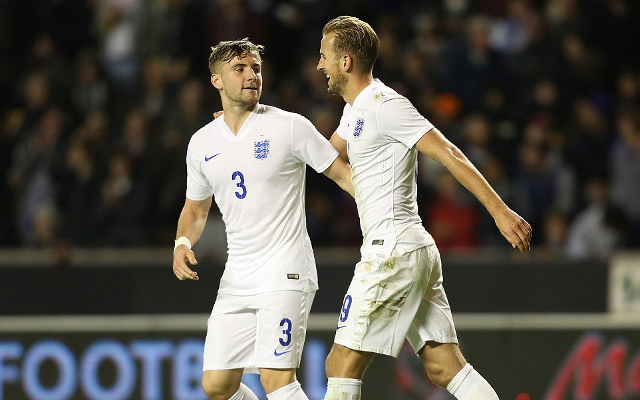 Harry Kane joined by Arsenal & Chelsea starlets in superb full-strength England U21 side for Euro 2015