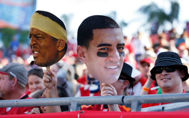 Tampa Bay Buccaneers hosting QB Marcus Mariota, could draft No. 1 overall