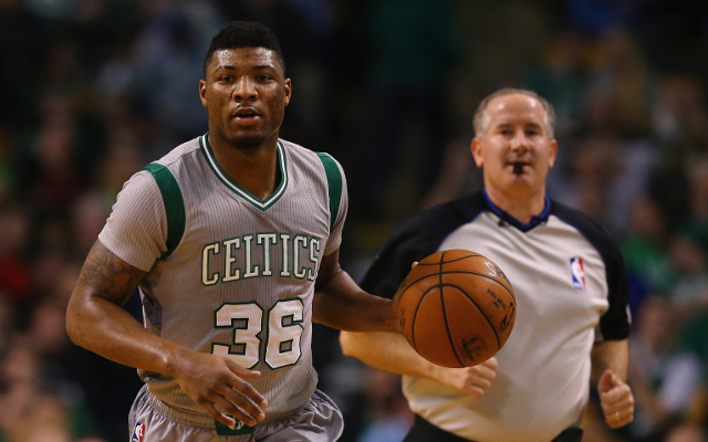 (Video) NBA round-up: Marcus Smart buzzer-beater seals dramatic win for Boston Celtics