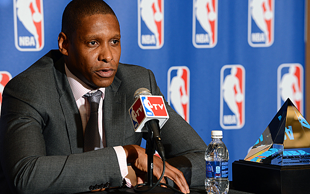 "(Video) Masai Ujiri has a response for Paul Pierce's ""it"" comment"