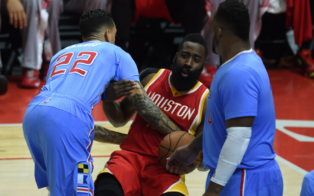 NBA news: Matt Barnes fined $50,000 for comments to James Harden's mother