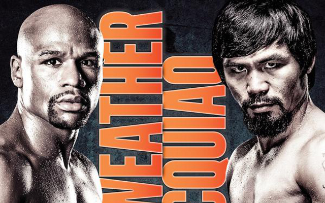(Video) Mayweather vs Pacquiao: Live stream of final press conference ahead of fight night