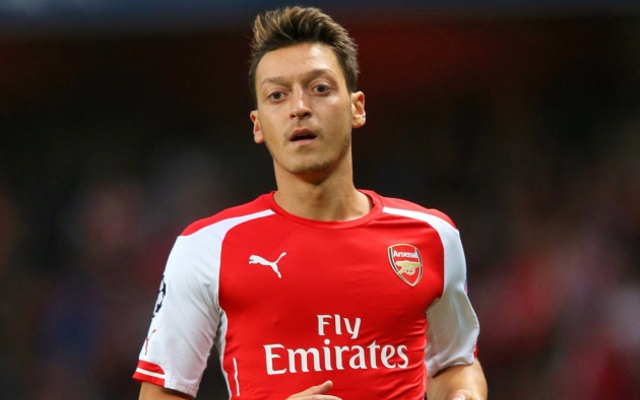 Mesut Ozil rejects RIDICULOUS transfer offer: Arsenal star says thanks but NO THANKS