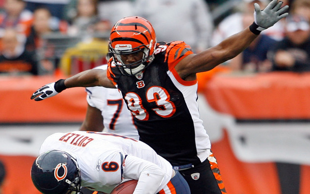 Cincinnati Bengals bring back DE Michael Johnson after one-year absence