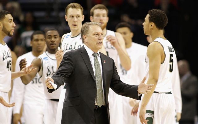 (Video) NCAA March Madness 2015: #7 Michigan State fights off #10 Georgia rally and wins, 70-63