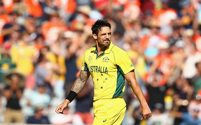(Video) Australia v India: BOWLED HIM! Mitchell Johnson on fire – can India contain him?