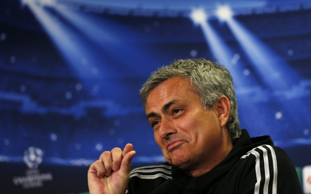 Lazy Chelsea boss Jose Mourinho writes shortest programme column ever – check it out