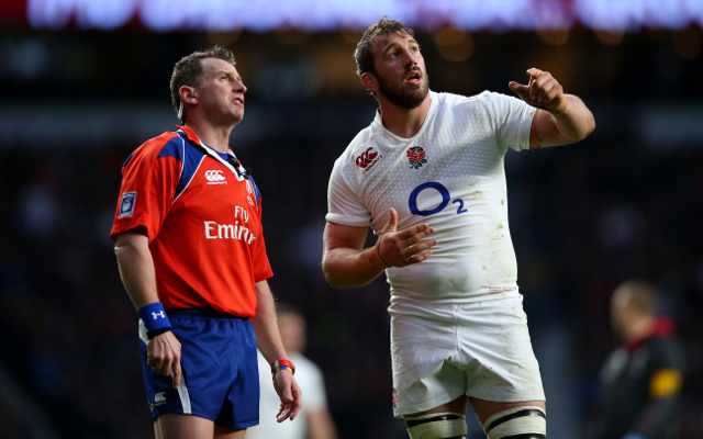 Police investigate homophobic abuse targeted towards England vs France Six Nations referee Nigel Owens