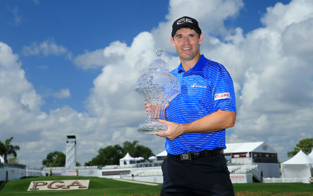 Padraig Harrington clinches first tour win for SEVEN years