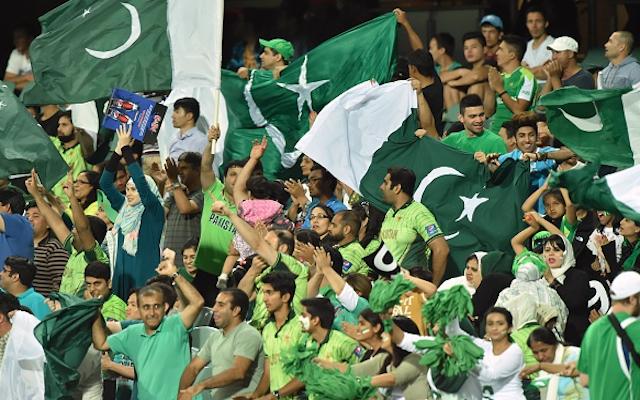 (Image) Cricket World Cup: Bangladesh fans burn effigies of umpires Aleem Dar & Ian Gould following India loss