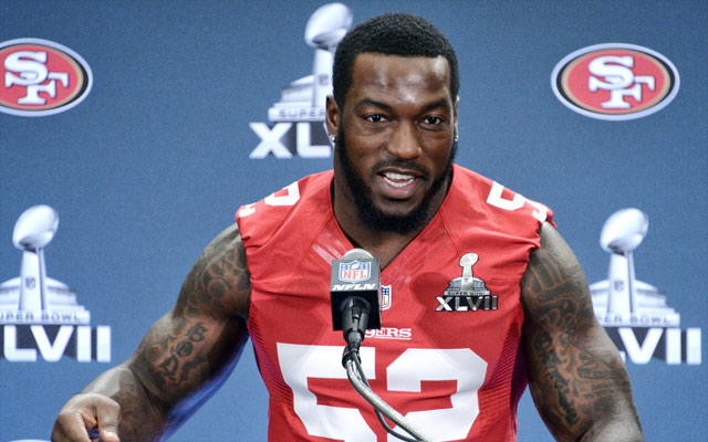 San Francisco 49ers All-Pro LB Patrick Willis expected to retire