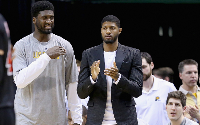 NBA news: Indiana Pacers coach at odds with Larry Bird over Paul George status