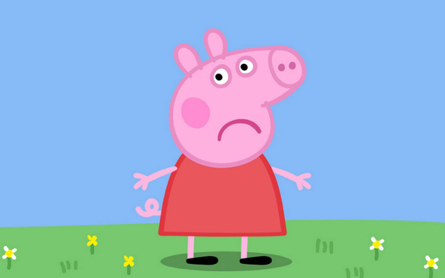 (Video) Weirdest goal celebration EVER as Serie B player pulls out Peppa Pig doll!