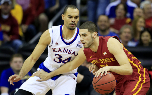(Video) NCAA March Madness highlights: Kansas Jayhawks cruise to win over New Mexico State