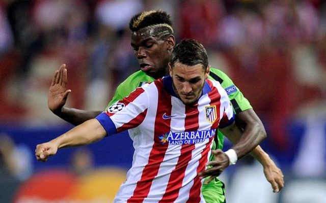 Chelsea plan £30m Koke raid and offer summer flop in return