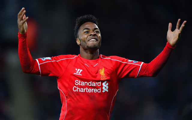 (Video) Raheem Sterling goal v Newcastle puts Liverpool 1-0 up: Reds top scorer shows importance to team