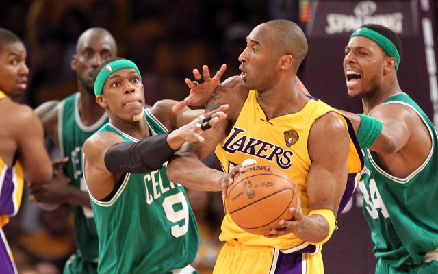 NBA news: Rajon Rondo honoured by being pursued by Los Angeles Lakers' Kobe Bryant